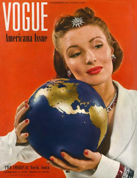Issue: - February 1 1940 | Vogue