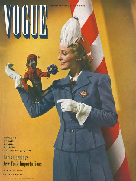 Issue: - March 15 1940 | Vogue