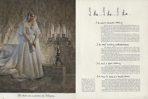 Article Preview: I Do...I Do...I Do..., April 1 1940 | Vogue