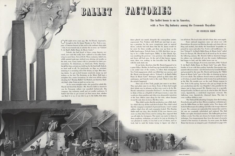 Ballet Factories