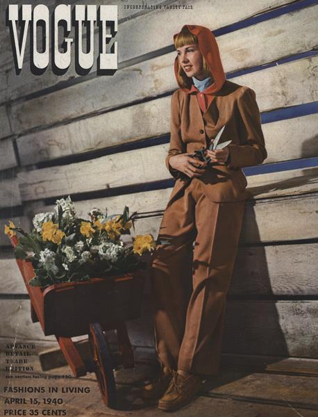 Issue: - April 15 1940 | Vogue
