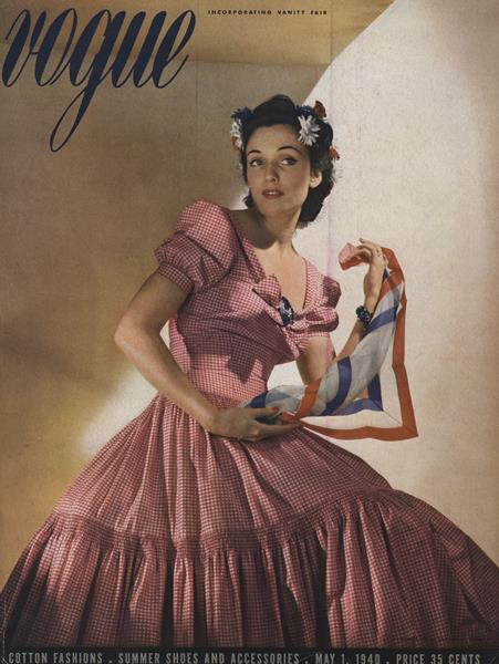 Issue: - May 1 1940 | Vogue