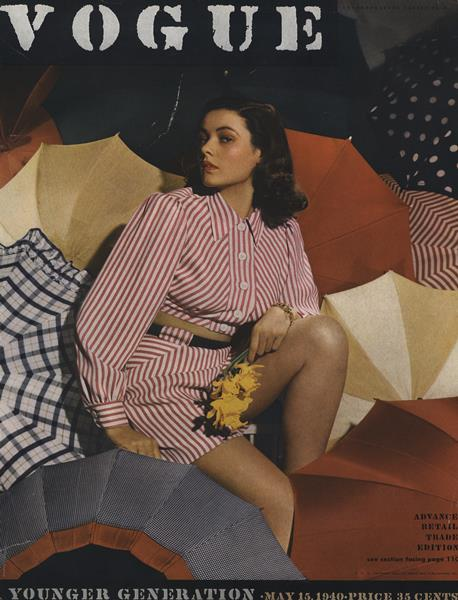 Issue: - May 15 1940 | Vogue