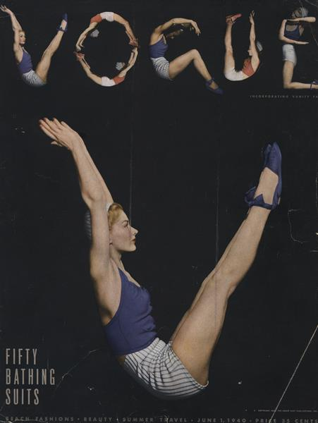 Issue: - June 1 1940 | Vogue