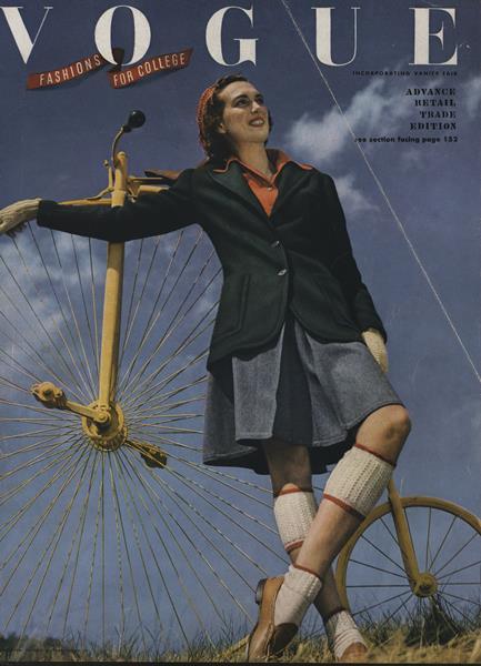 Issue: - August 15 1940 | Vogue
