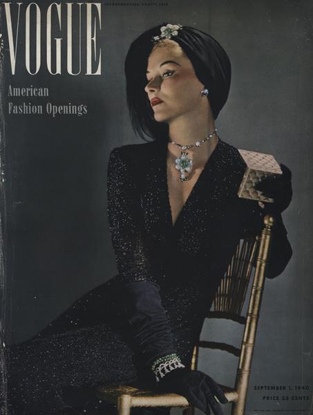 Issue: - September 1 1940 | Vogue