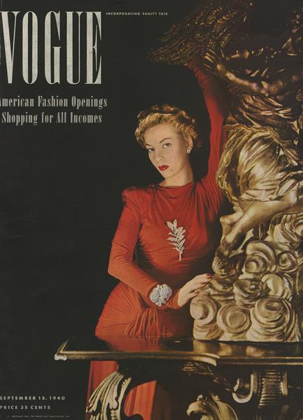 Issue: - September 15 1940 | Vogue