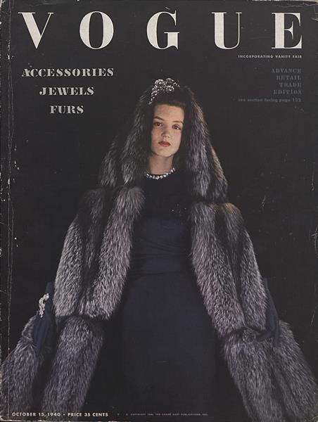 Issue: - October 15 1940 | Vogue