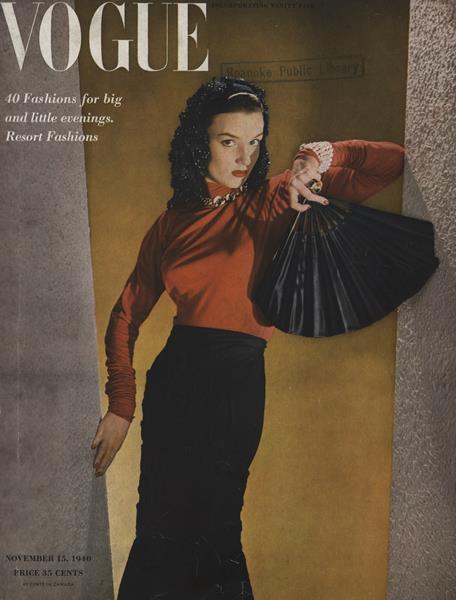 Issue: - November 15 1940 | Vogue