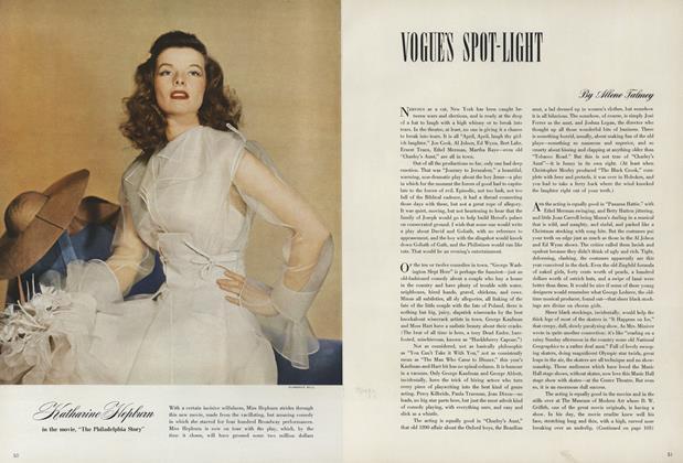 Vogue's Spot-Light
