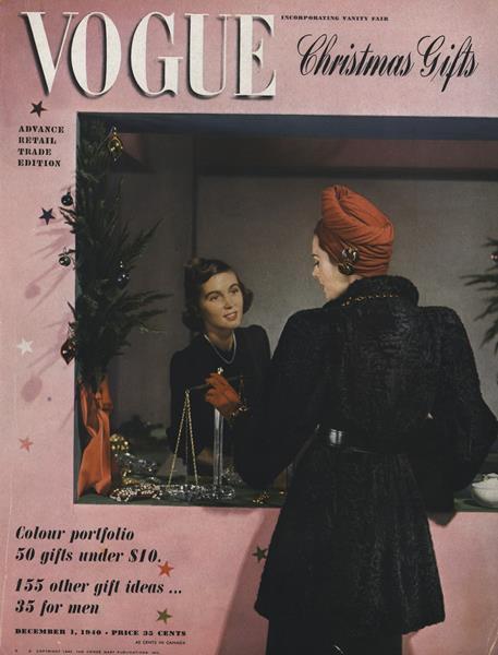 Issue: - December 1 1940   Vogue