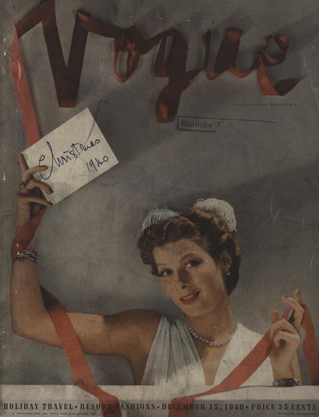 Issue: - December 15 1940 | Vogue