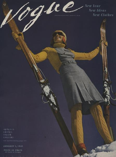 Issue: - January 1 1941 | Vogue