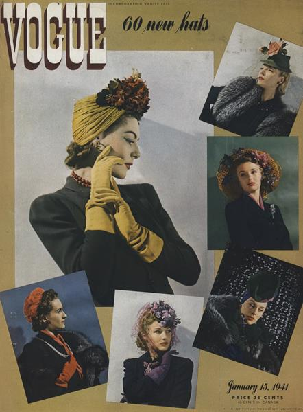 Issue: - January 15 1941 | Vogue