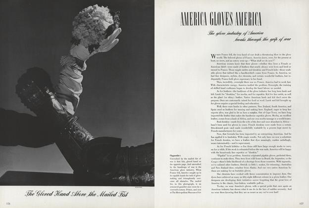 America Gloves America