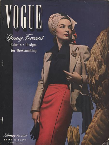 Issue: - February 15 1941 | Vogue