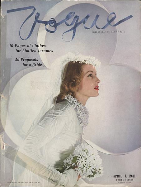 Issue: - April 1 1941 | Vogue