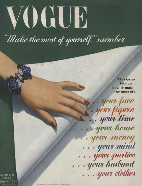 Issue: - April 15 1941 | Vogue