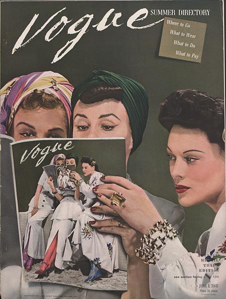 Issue: - June 1 1941 | Vogue