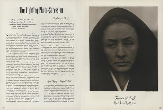 The Fighting Photo-Secession