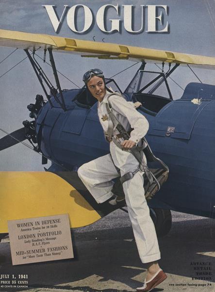 Issue: - July 1 1941 | Vogue