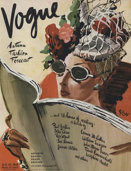 Issue: - July 15 1941 | Vogue
