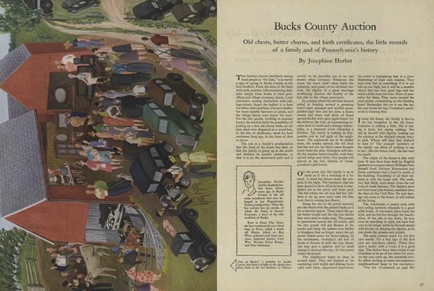 Bucks County Auction/Sale at Bucks County