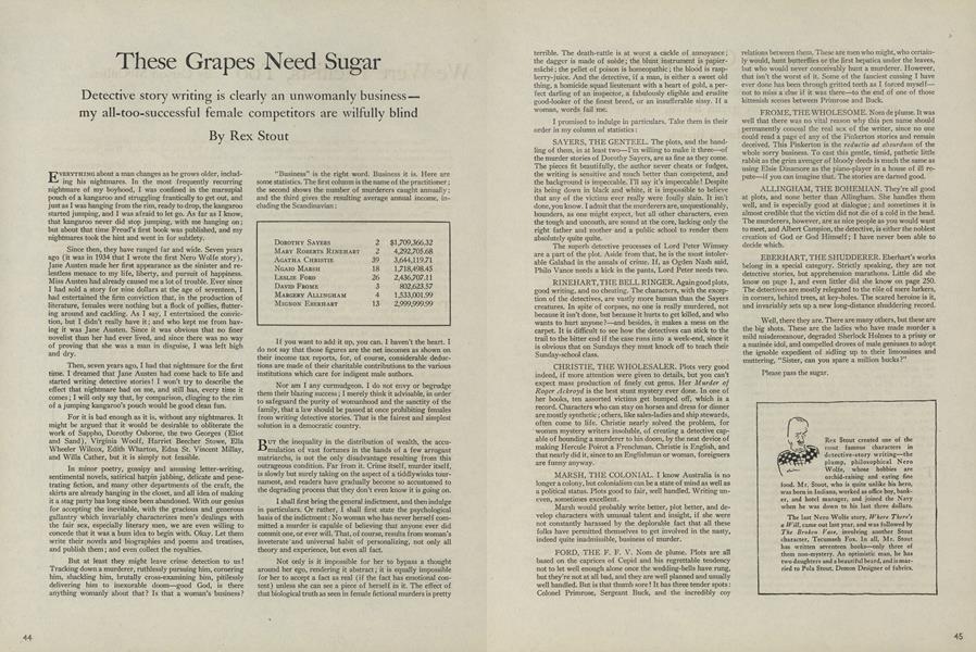 These Grapes Need Sugar