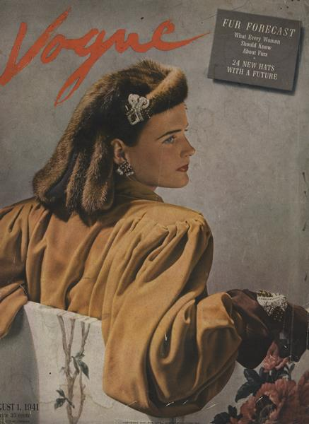 Issue: - August 1 1941 | Vogue