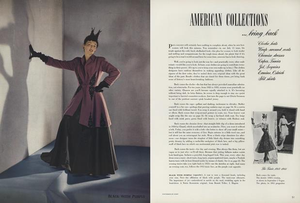 American Collections...Bring Back
