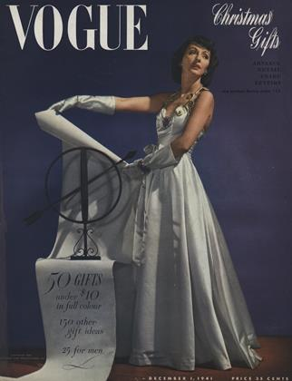 Cover for the December 1 1941 issue