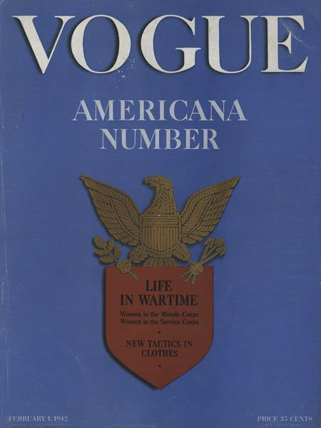 Issue: - February 1 1942 | Vogue