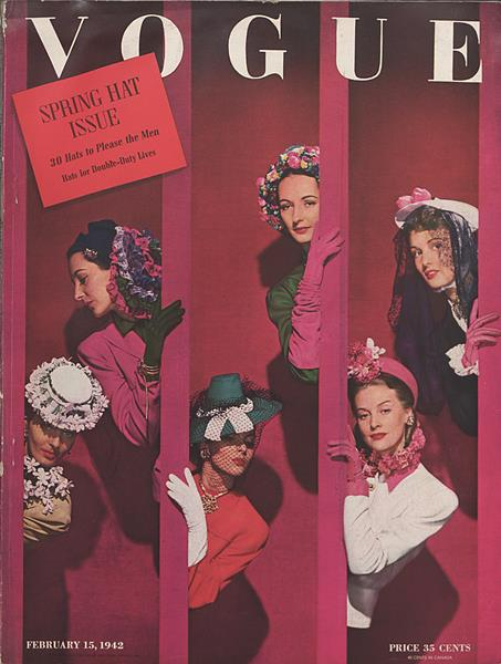 Issue: - February 15 1942 | Vogue