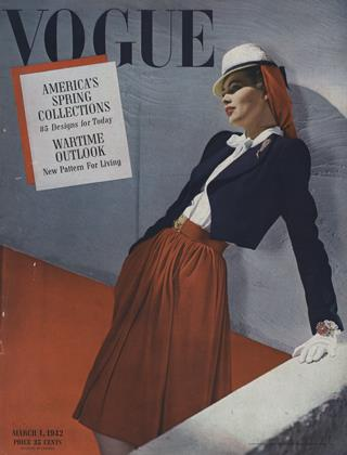 Cover for the March 1 1942 issue