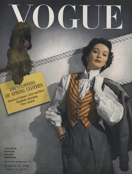 Issue: - March 15 1942 | Vogue
