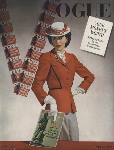Issue: - April 1 1942 | Vogue