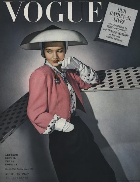 Issue: - April 15 1942 | Vogue