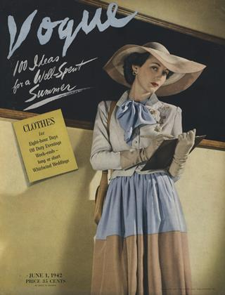 Cover for the June 1 1942 issue