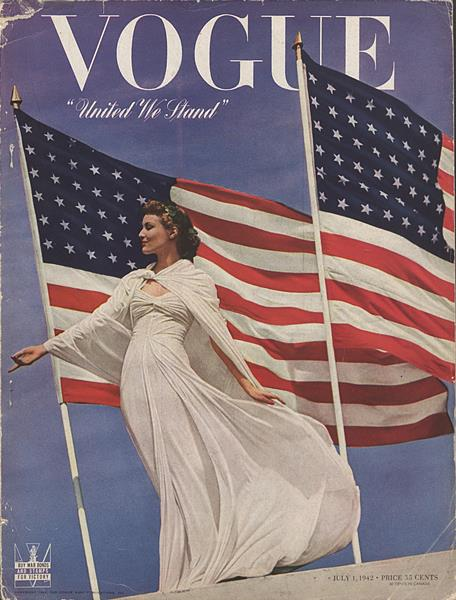 Issue: - July 1 1942 | Vogue