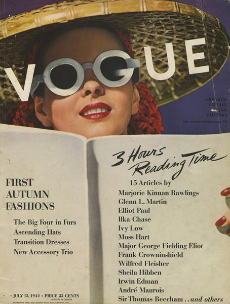 Issue: - July 15 1942 | Vogue