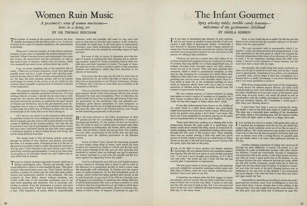 Women Ruin Music