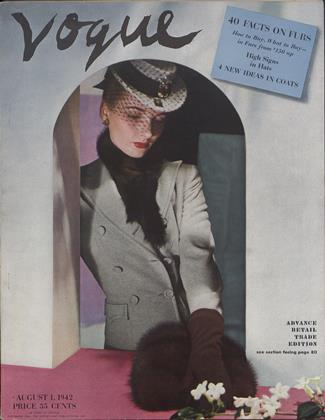 Cover for the August 1 1942 issue