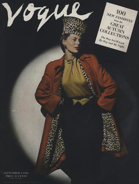 Issue: - September 1 1942 | Vogue
