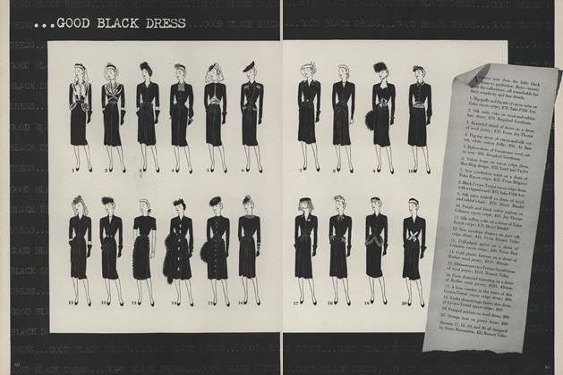 Good Black Dress