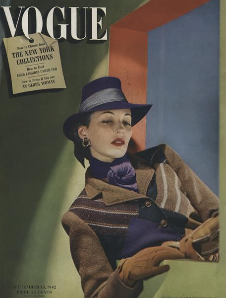 Issue: - September 15 1942 | Vogue