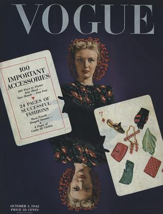 Cover for the October 1 1942 issue