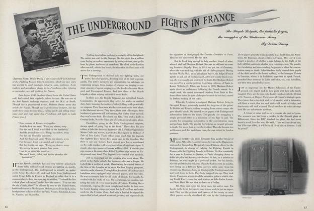 The Underground Fights in France
