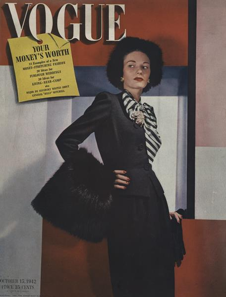 Issue: - October 15 1942 | Vogue