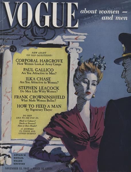 Issue: - November 15 1942 | Vogue