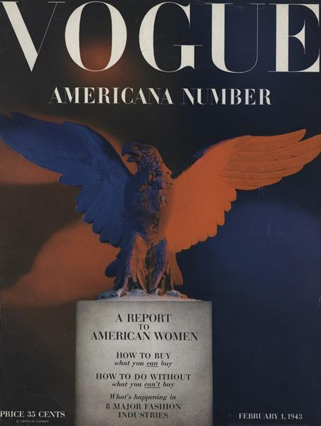 Issue: - February 1 1943 | Vogue